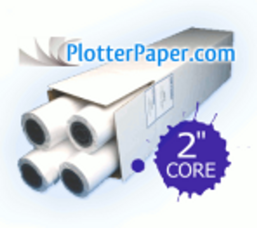 "Inkjet Plotter Paper , 20lb, 30"" x 150'  4 Roll/Carton, 730305U"