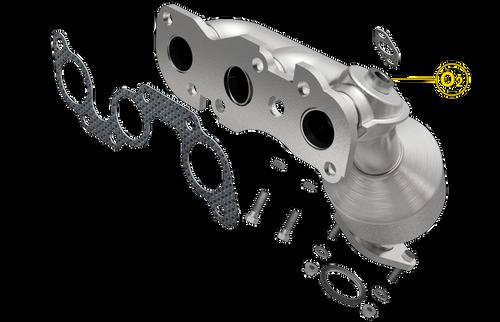 Magnaflow 49991 | LEXUS ES300, TOYOTA CAMRY | 3L | Rear | Catalytic Converter-Direct Fit | OEM Grade EPA