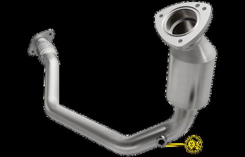 Magnaflow 93437 | CHEVROLET MALIBU, PONTIAC G6, SATURN AURA | 3.5L | Front | Automatic Trans | Catalytic Converter-Direct Fit | Standard Grade EPA
