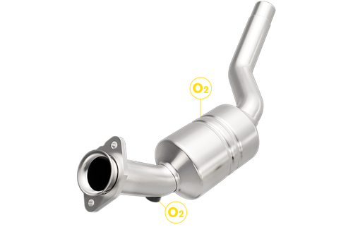 Magnaflow 546954 Jaguar Direct-Fit California Catalytic Converter OBDII