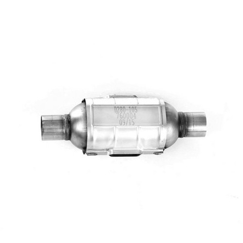 Api  2.0in. Universal California Legal OBDII Catalytic Converter EO D-798