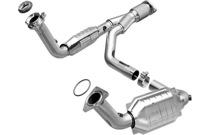BUICK RAINIER, CHEVROLET TRAILBLAZER, GMC ENVOY | 5.3L/6L | Catalytic Converter-Direct Fit | OEM Grade EPA