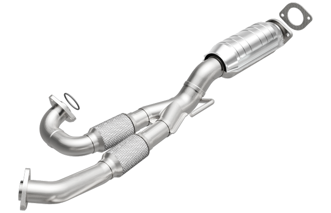 Nissan Altima 35l Catalytic Converterdirect Fit Standard Grade Epa: Nissan Altima Catalytic Converter At Woreks.co