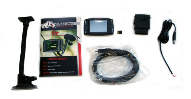 bully dog diesel dpf delete tuner 40428 2008 2015 ford dodge gmc rh hottexhaust com Bully Dog Gas Programmers Bully Dog GT Tuner Mount