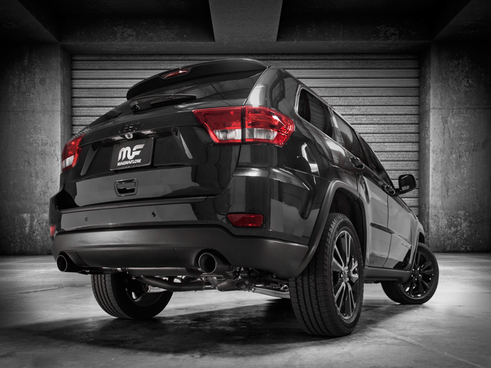 ... Magnaflow 19216_Jeep Cherokee BLACK SERIES Performance Exhaust System  ...