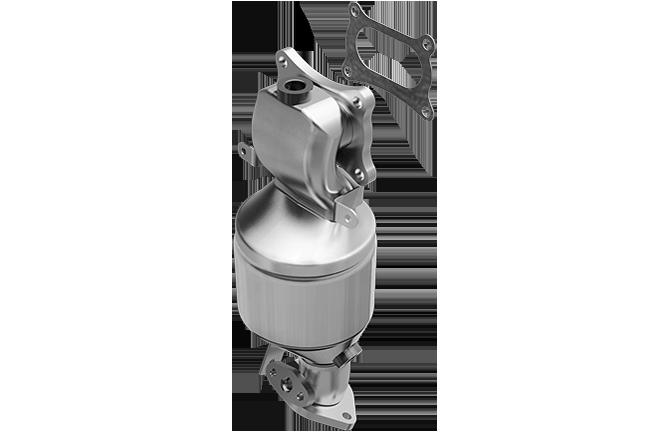 Magnaflow HONDA ACCORD ACURA RL LL Bank - 2005 acura rl catalytic converter
