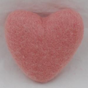 10cm Felt Hearts