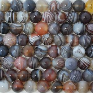 Botswana Agate Beads