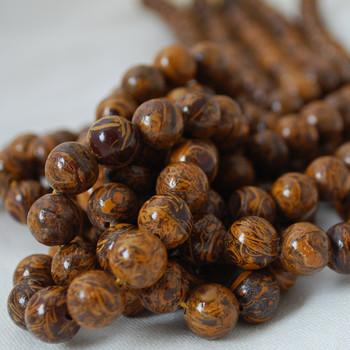High Quality Grade A Natural Cobra Jasper Gemstone Round Beads 4mm, 6mm, 8mm, 10mm sizes