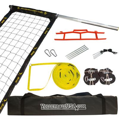 AVP Portable Volleyball Slip System