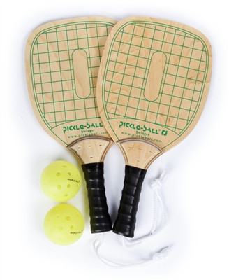 Swinger Paddle Double Pack with Balls