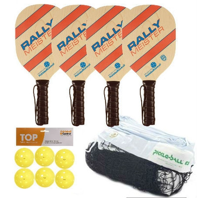 Rally Meister School Net Set