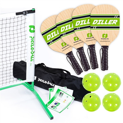 3.0 Tournament Set - Diller Paddles