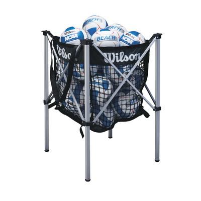 wilson beach cart full