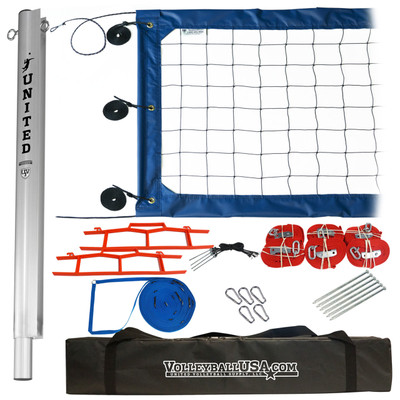 "4"" ATS: Serious System for Advanced Competitive Volleyball"