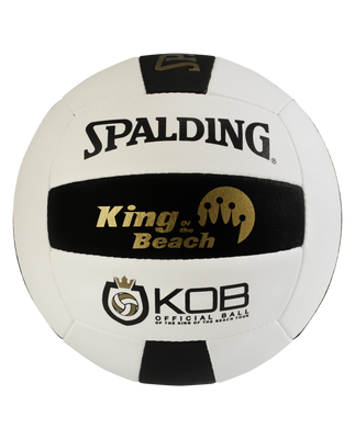 Spalding Official King of the Beach® Tour Volleyball