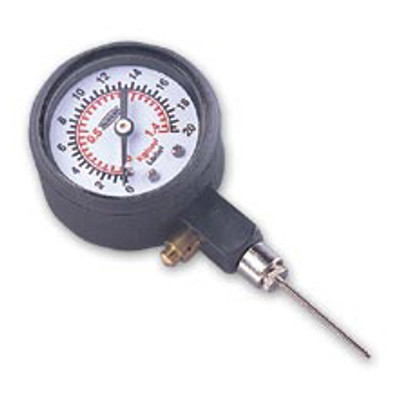 Volleyball Air Pressure Gauge