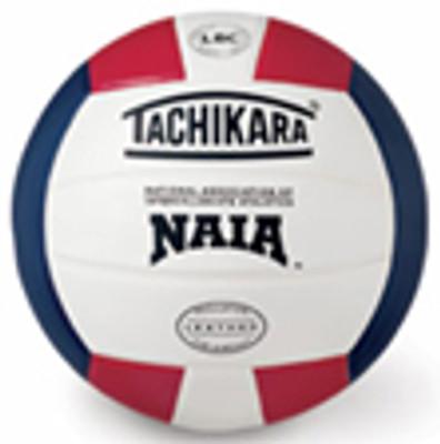 Tachikara NAIA Scarlet/White/Navy Premium Leather