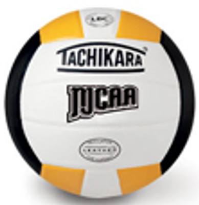 Tachikara NJCAA Gold/White/Black Premium Leather