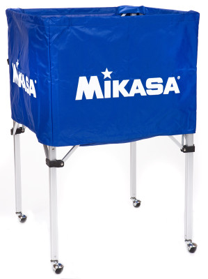 Mikasa Deep Basket Volleyball Cart