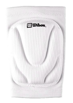 Wilson Flex White Knee Pads
