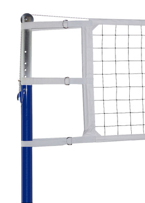 QAV-2 Quick Attach Velcro Power Indoor Net