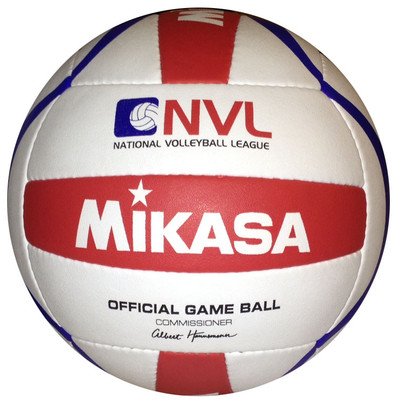 Mikasa NVLTM Official Game Ball