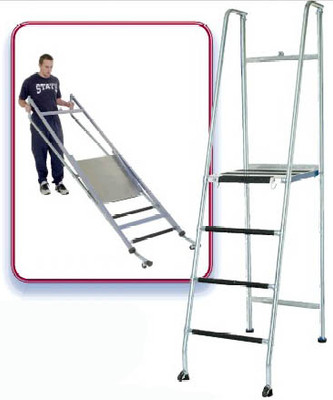 Free Standing Ref Stand Without Padding