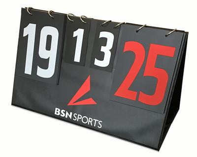 Double-Sided Multi-Flap Scoreboard