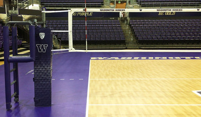 Indoor Volleyball System - Steel Systems - Patriot Professional ...