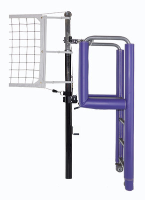"United 3-1/2"" CRANK HEIGHT Hybrid Carbon / Aluminum Fiber Volleyball System"