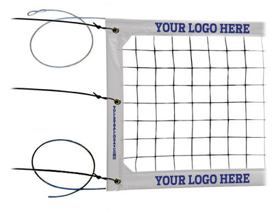 Custom Printed ML4 Volleyball Net