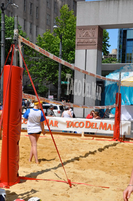 Custom Printed Volleyball Net