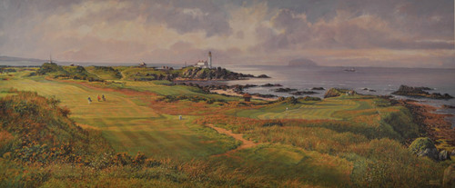 Turnberry, The Ailsa Course by Donald Shearer