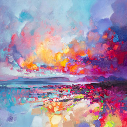 Colours of Arisaig by Scott Naismith