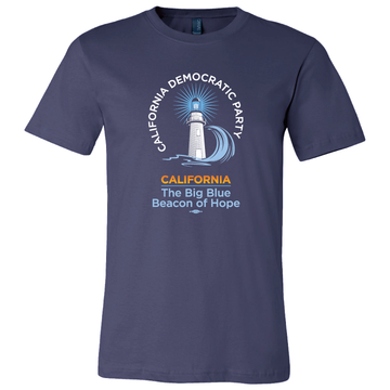 Lighthouse  (on Navy Tee)