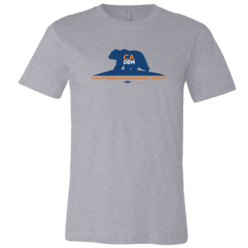 Bear Logo (Athletic Heather Tee)