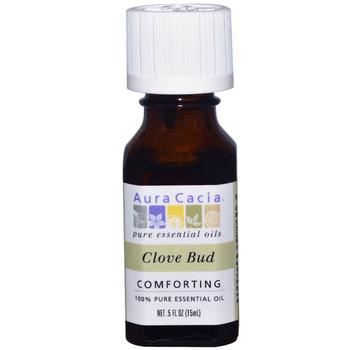 Aura Cacia Clove Bud Oil, 15 ml