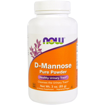 Now D-Mannose, 85 g