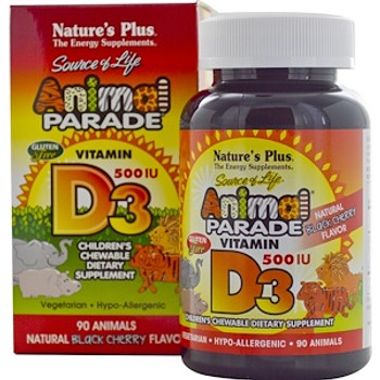 Natures Plus Vitiman D3