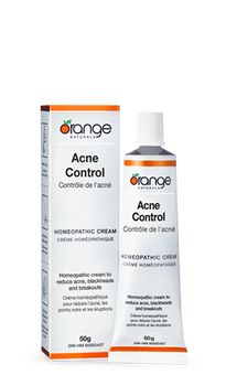 Acne Control Homeopathic Cream 50g
