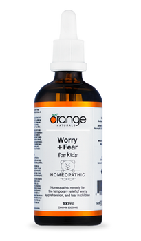 Homeopathic - Worry+Fear (for kids) 100ml