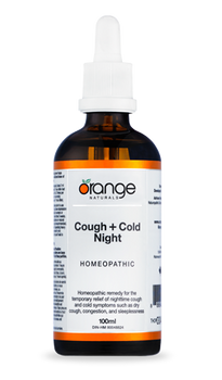 Homeopathic - Cough+Cold Night 100ml