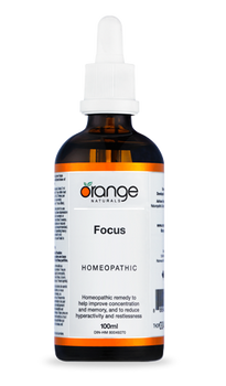 Homeopathic - Focus 100ml