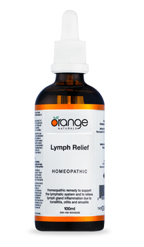 Homeopathic - Lymph Relief 100ml