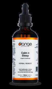 Calm + Sleep Tincture 100ml