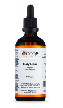 Holy Basil 100ml tincture