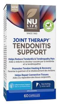 NuLife Joint Therapy Tendonitis Support, 60ml