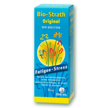 Bio-Strath Fatigue-Stress Original Elixir, 250ml