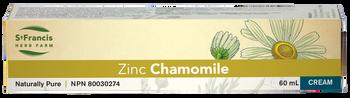 St.Franics Camomille Zinc Cream, 60ml